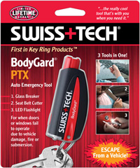 BodyGard® PTX 3-in-1 w/Clamshell