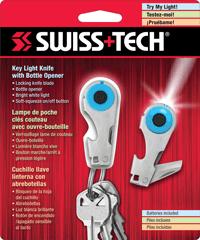 Key Light Knife with Bottle Opener w/Clamshell