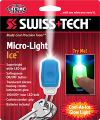 Micro-Light Ice™ w/Clamshell