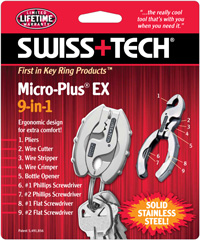 Micro-Plus® EX 9-in-1 w/Clamshell