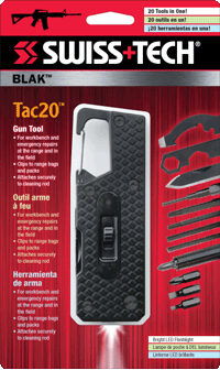 BLAK™ Tac20 Gun Tool w/Clamshell