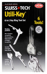 Utili-Key® 6-In-1 w/Deluxe Gift Box